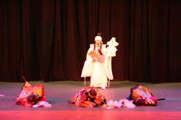 白銀の舞共演大会