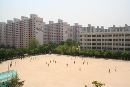カプチヨン中学校