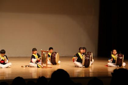 韓国・サムルノリ