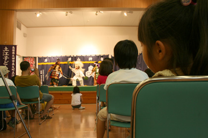 篠山チルドレンズミュージアム公演