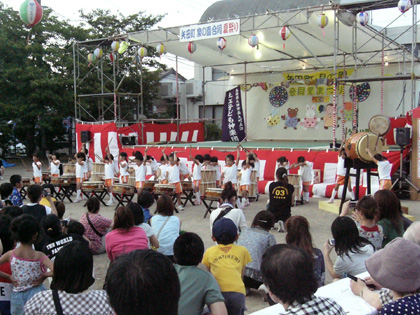 矢田町夏祭り