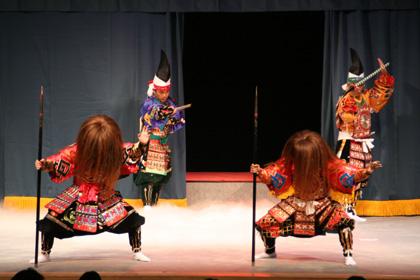 三原神楽団