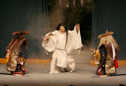 中川戸神楽団