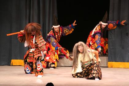 川本神楽団