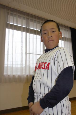 さて、野球へ
