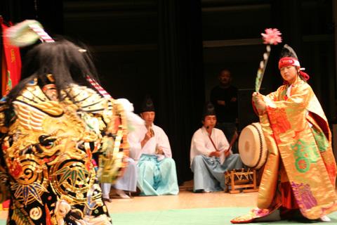 刺鹿神楽団