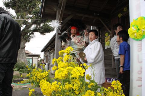 静間菜の花祭