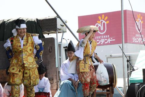 ジャスコ・ゴールデン祭り公演