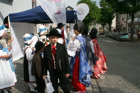 市中パレード