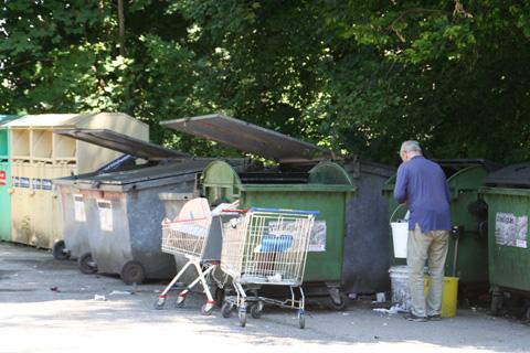 リサイクルコーナー