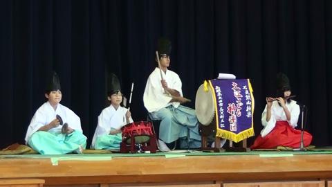 久屋小学校公演