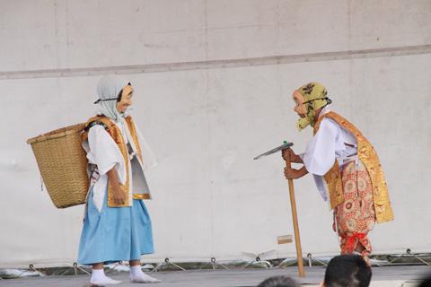 三瓶コスモス祭