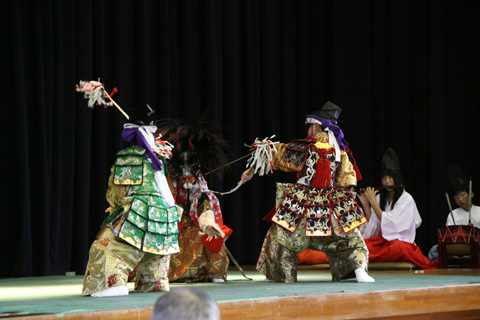 久利町文化祭