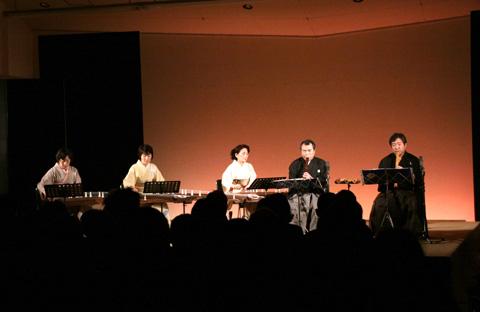 和楽器コンサート春を呼ぶ調べ