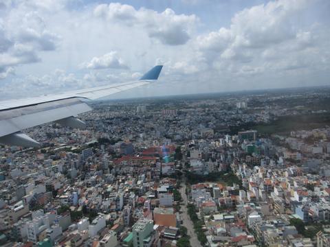 ベトナムツアー(出国〜ホイアン到着)