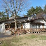 土江子ども神楽団の宿泊した青年の家ゲストハウス
